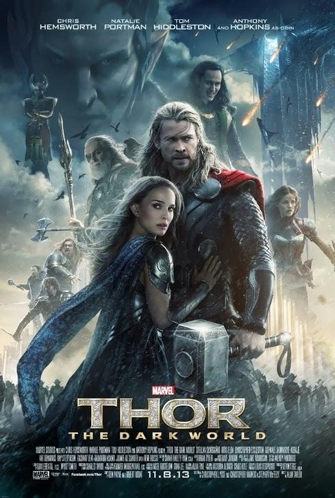 Thor, un mundo oscuro