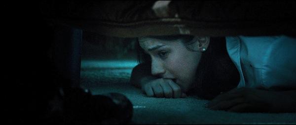 Asesinos en la casa!, Me esconderé bajo la cama, nunca buscarán allí