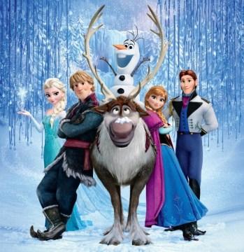 Frozen (Una aventura congelada)