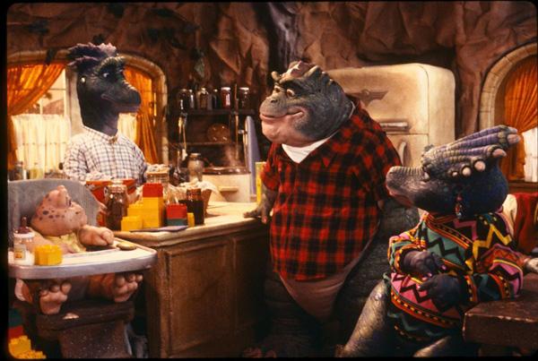 Familia Sinclair, Dinosaurios