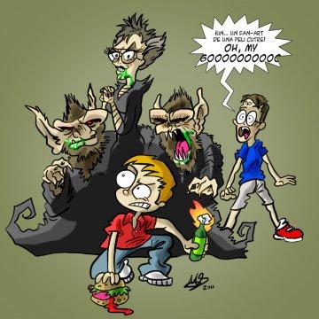 Troll 2 Legacy by mariods (http://www.deviantart.com/art/Troll-2-Legacy-253308033)
