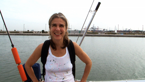 Rebecca Gomperts, creadora de Women on Waves