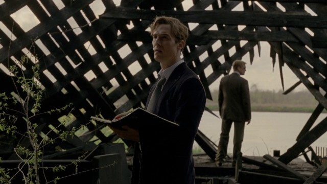 True Detective nominada a Mejor Miniserie, y Woody Harrelson y Matthew McConaughey nominados a Mejor actor de Miniserie.