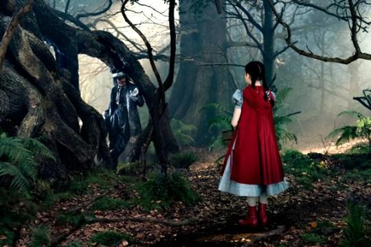 El Lobo & Caperucita Roja