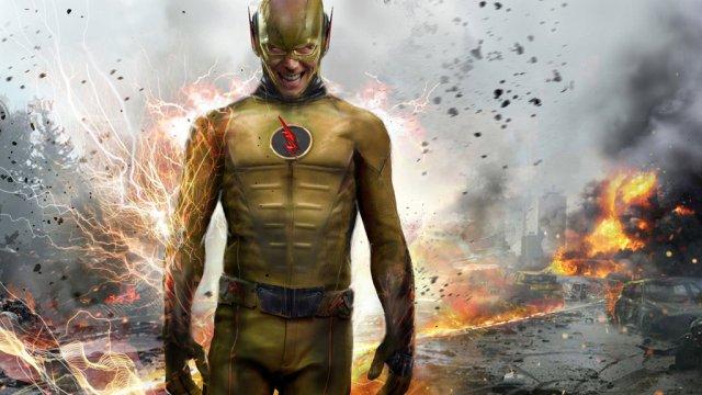 Reverse Flash uno de los villanos mejor trabajados.