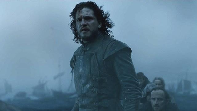 Jon se enfrenta a la devastadora fuerza de los whitewalkers