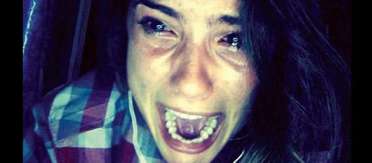 Gritos vía Skype