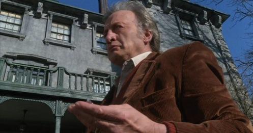 John (George C. Scott) & La casa, los grandes protagonistas