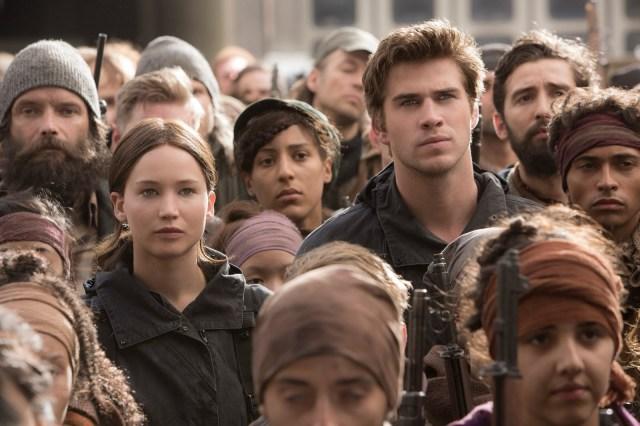 Katniss, un rostro sacado de las masas, en palabras de Snow