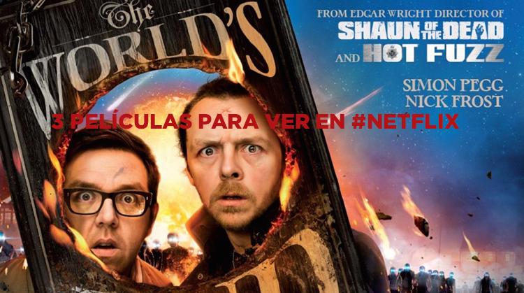 "3 películas ""desconocidas"" para ver en Netflix"