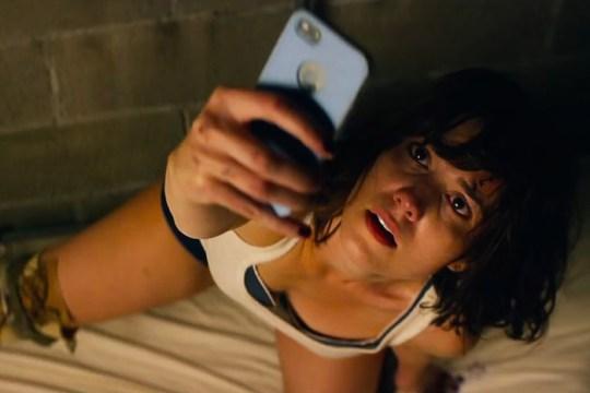 Mary Elizabeth Winstead como Michelle, me pasaron cosas con ella