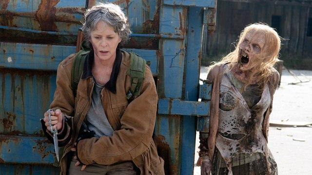 Carol tuvo nuevamente un momento brillante pero no duró mucho.