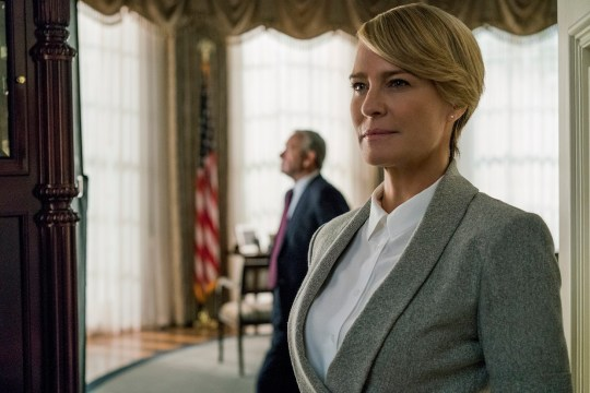 House of Cards - Claire y Frank