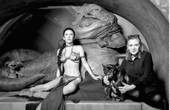 El Diario de la Princesa - Star Wars- Carrie Fisher - Princesa Leia