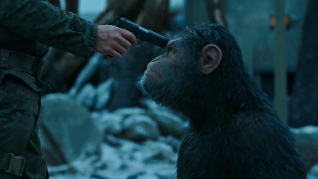 El Planeta de los Simios: La Guerra - Caesar