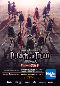 attack on titan en cine hoyts