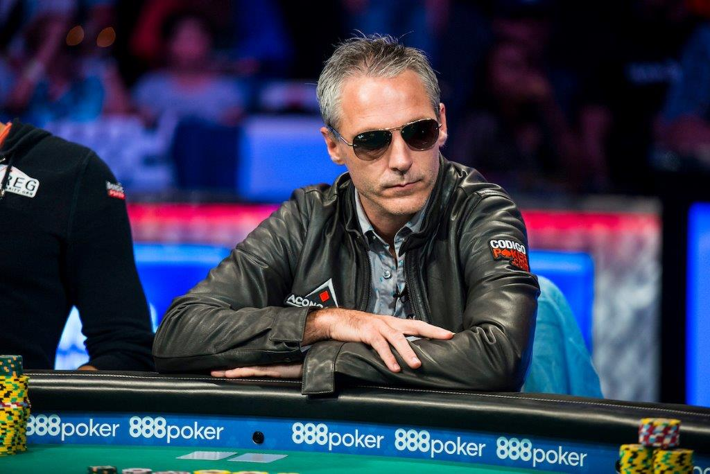 Damian Salas champion WSOP International