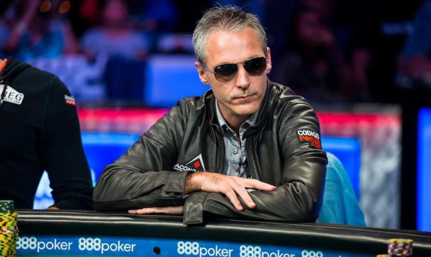 Damian Salas remporte l'étape internationale du Main Event WSOP