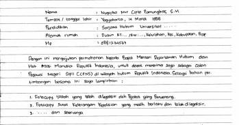 Contoh Surat Lamaran Menjadi Prajurit Tni Ad 2017 Download Kumpulan Gambar