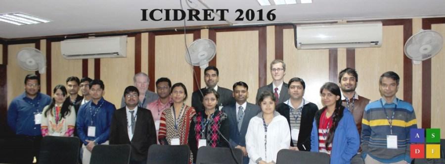 ICIDRET 2016