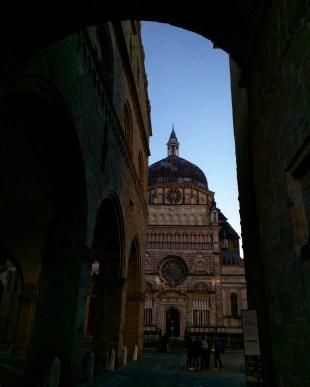 Cappella Coleoni Bergamo