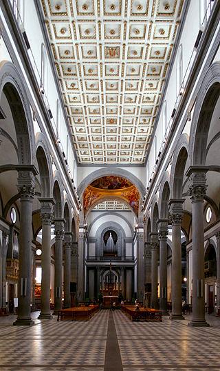 lugares renascimento florença basilica san lorenzo