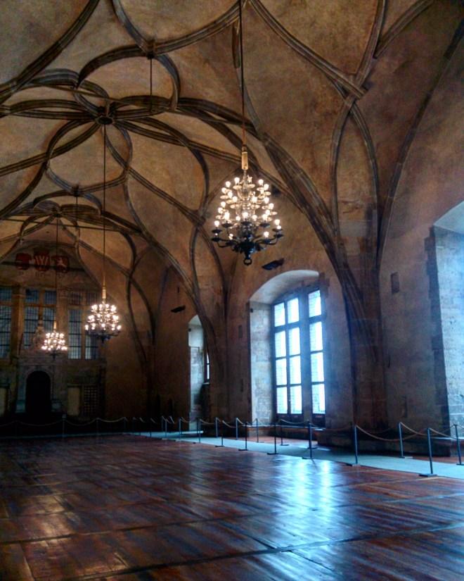Apartamentos reais Castelo de Praga