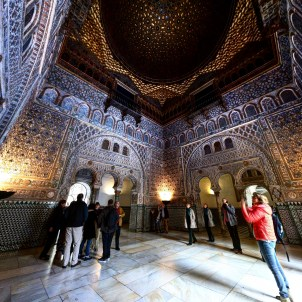 Alcazar Sevilha palácio 7