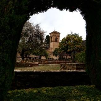 Entrada Alhambra Granada