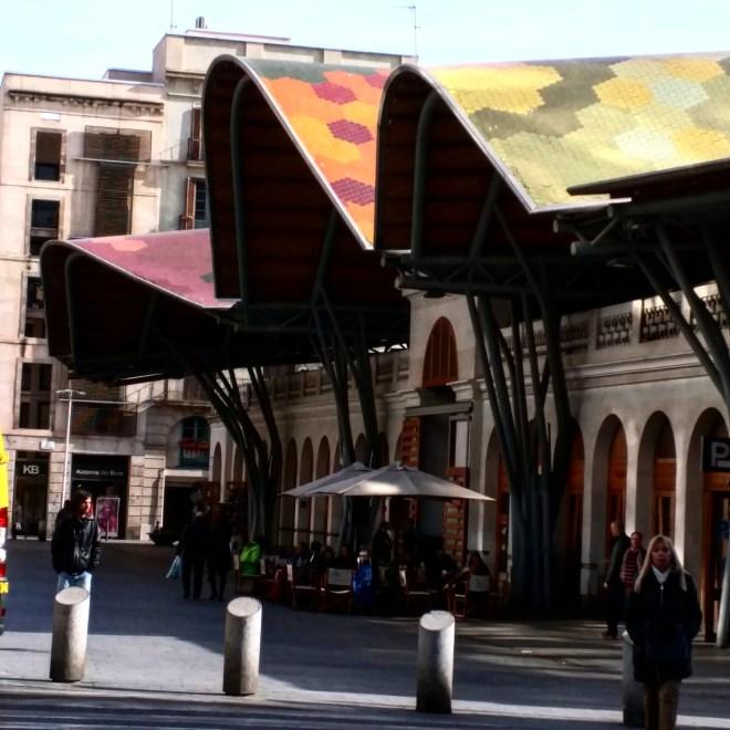 Mercado de Santa Catarina Barcelona
