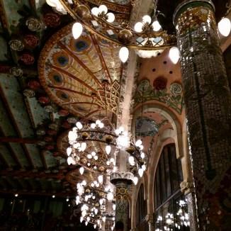 Palácio da Música Catalã Barcelona 2