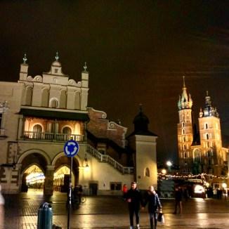 Cracóva e a maior praça medieval da Europa4