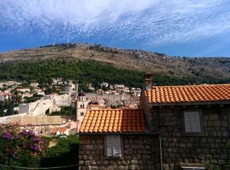 Vista museu arqueologico Dubrovnik
