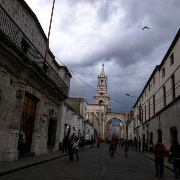 Plaza de Armas Arequipa 3