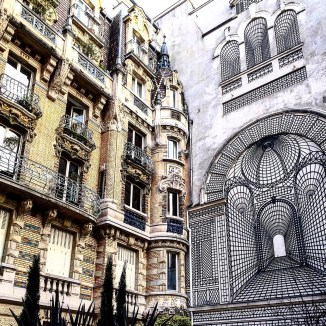 Praça Rapp Art Nouveau Paris