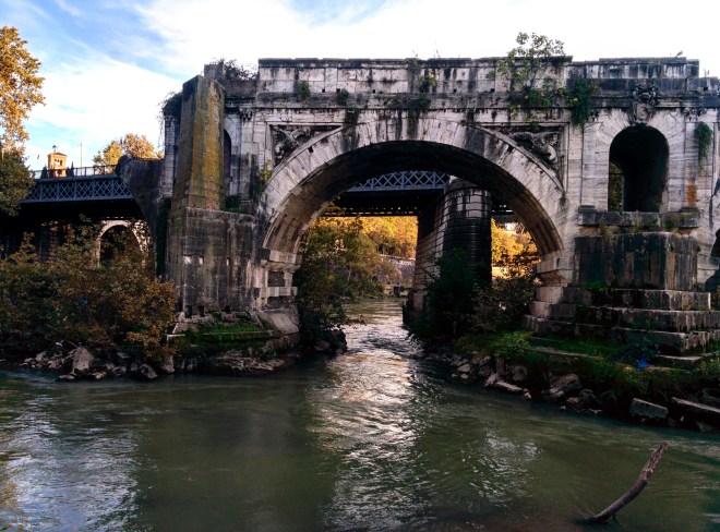 Ponte Roto Roma