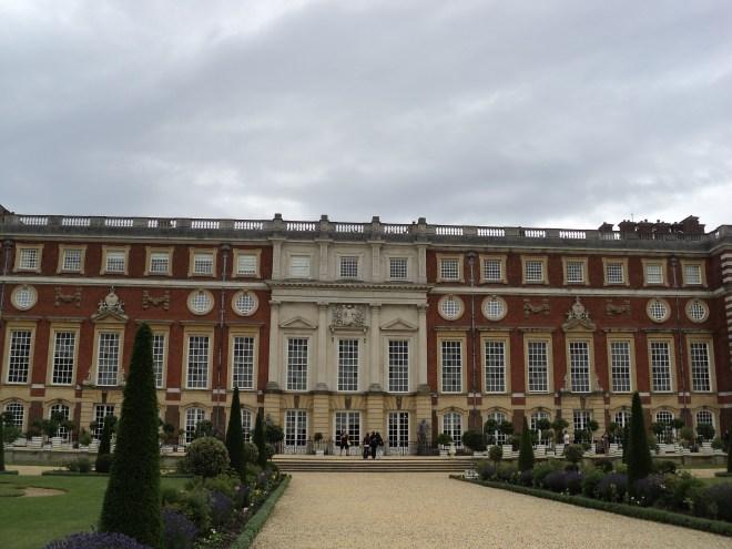 Hampton Court Palace Jardim 10