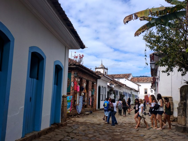 Centro histórico de Paraty 12