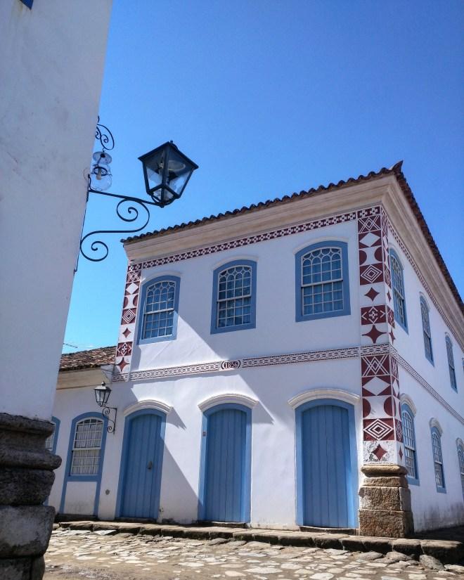 Centro histórico de Paraty 33