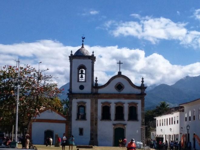 Igreja de Santa Rita Paraty 3