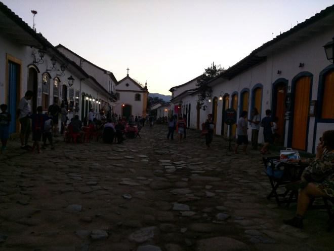 Igreja do Rosário Paraty