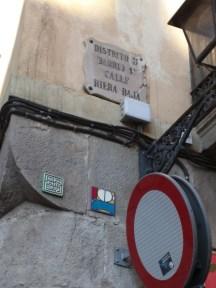 Arte de rua Raval Barcelona 10