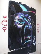 Arte de rua Raval Barcelona 4