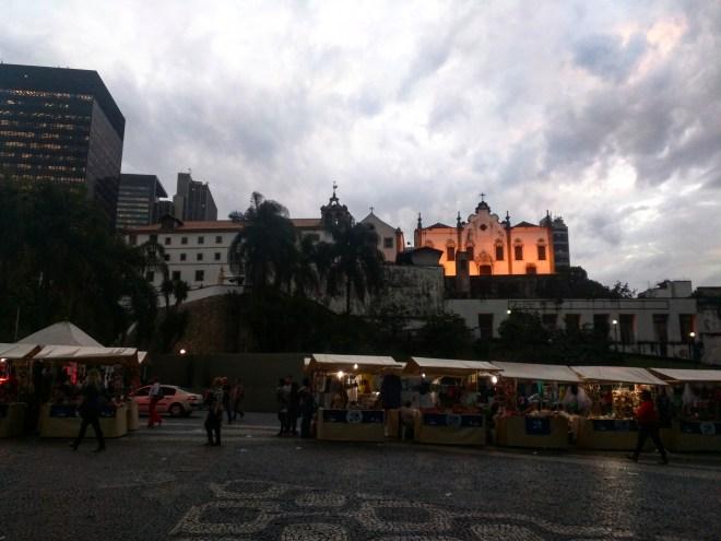 Convento de Santo Antonio Rio