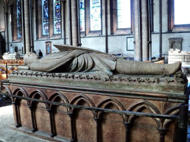 Catedral de Salisbury Inglaterra 9