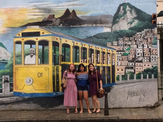 Grafite do bonde em Santa Teresa 2