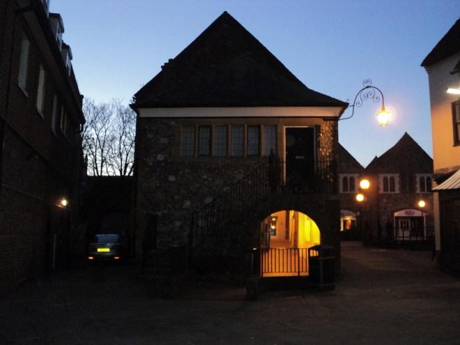 Salisbury cidade Inglaterra 2