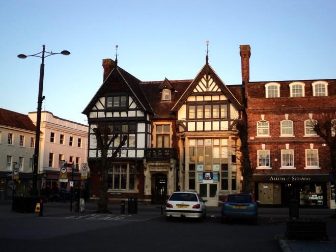 Salisbury cidade Inglaterra 7