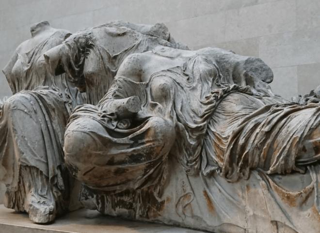 Marmores Elgin Museu Britanico