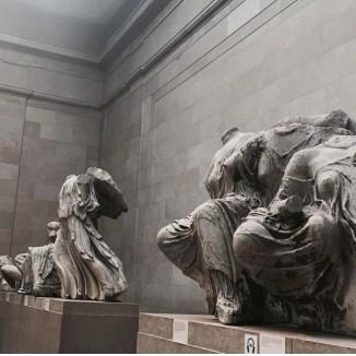 Museu britanico londres marmores de elgin 2